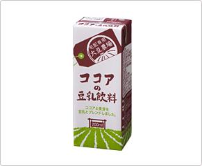 大豆農場ココアの豆乳飲料