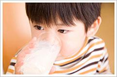 牛乳瓶の回収について